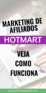 marketing de afiliados hotmart