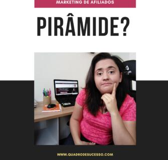 marketing de afiliados é piramide